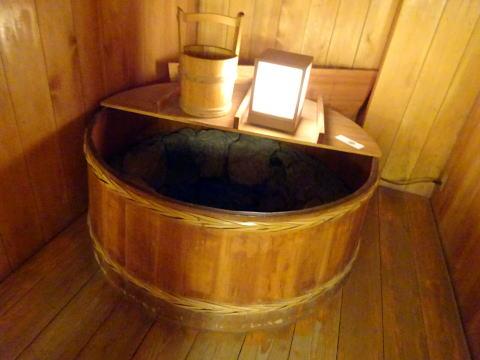 浜松城天守内の井戸